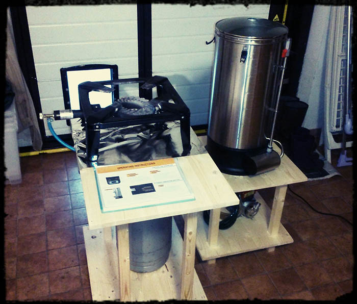 Impianto grainfather